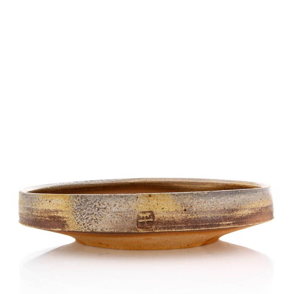 Shallow Bowl by Shumpei Yamaki. Available at ClayAkar.