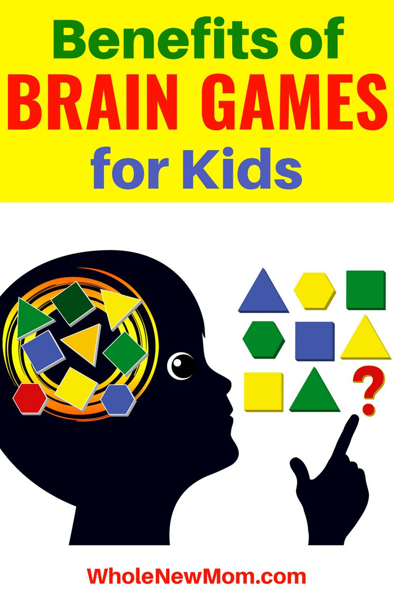 The Many Benefits of Brain Games for Kids