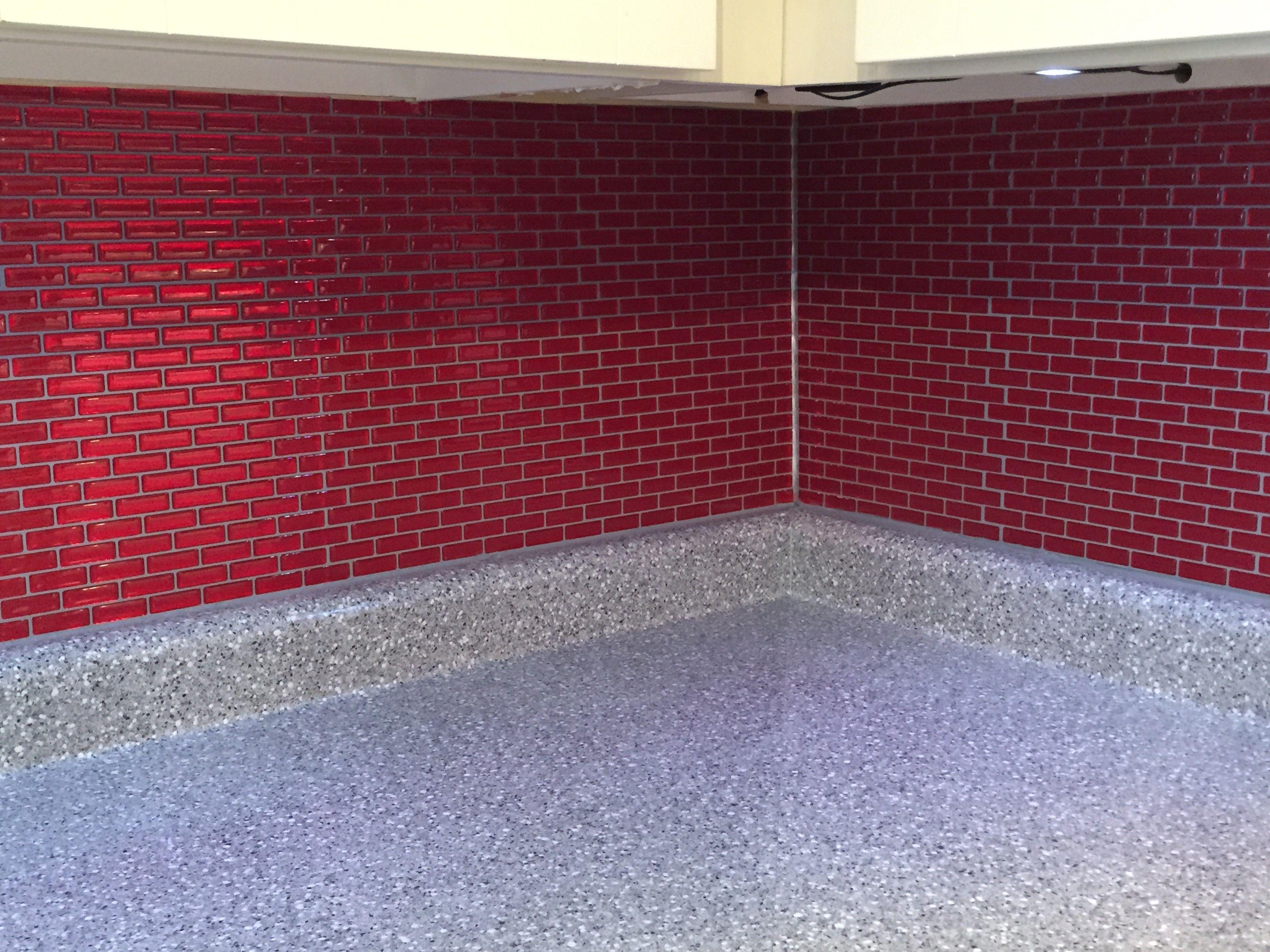 Le Projet Smart Tiles Est Complete Depuis Dimanche Tellement Heureuse Des Baguettes De Finition Autocollant Carrelage Mural Adhesif Carrelage Carrelage Mural