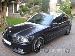 BMW Ti Fun Car St Bmw CarsPast Present Future - 318ti bmw