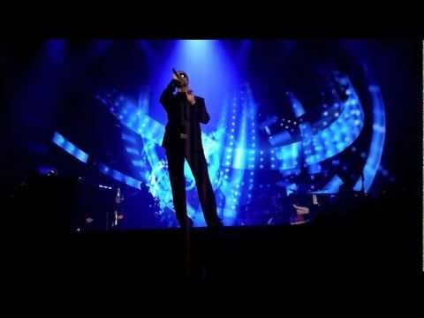 George Michael Live Kissing A Fool On Symphonica Tour Herning Denmark 2 09 2011 George Michael George Michael Symphonica George