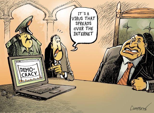 Nella 'mobile age' quale il futuro (e il ruolo) di citizen journalism e social media? Gli esempi di Cina, Siria, Ucraina, Ungheria.