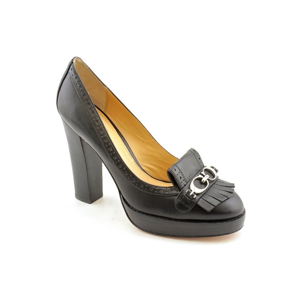 0d60a23bdcf4 Coach Women s  Lynne  Leather Dress Shoes