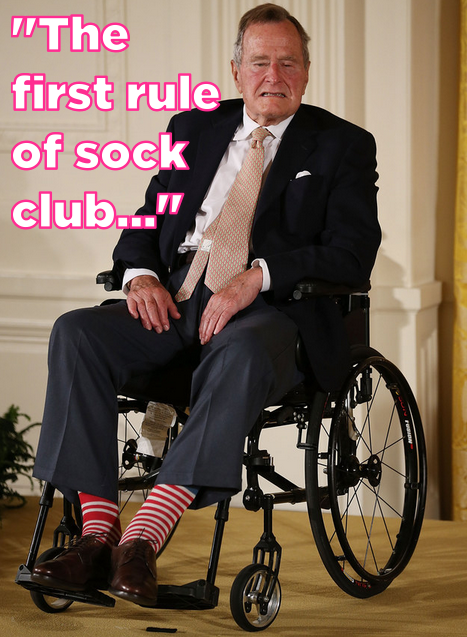 A Gentleman's Guide To Picking Out Socks, As Told By