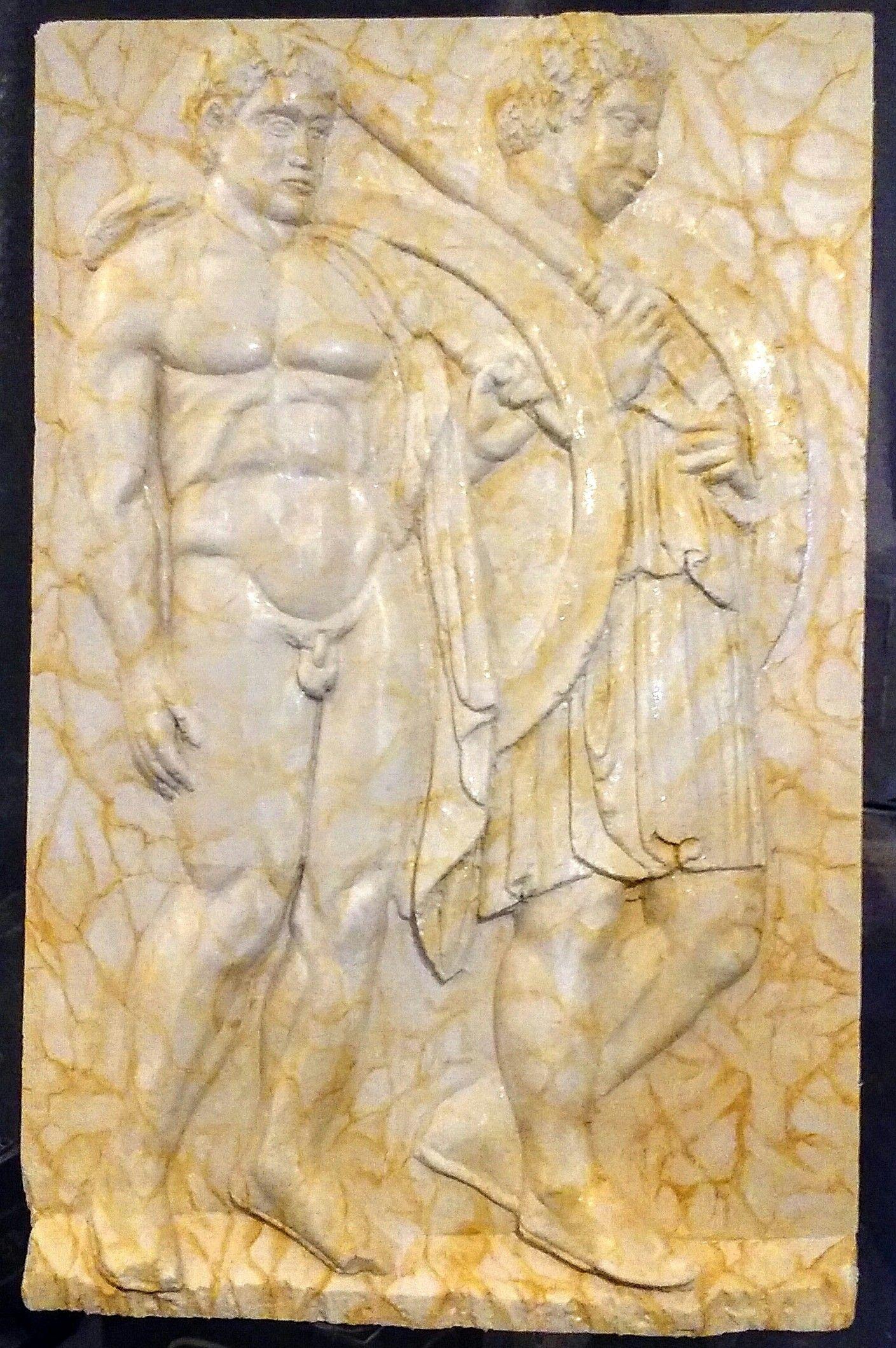 M s de 25 ideas incre bles sobre poliuretano expandido en - Pintura imitacion piedra ...