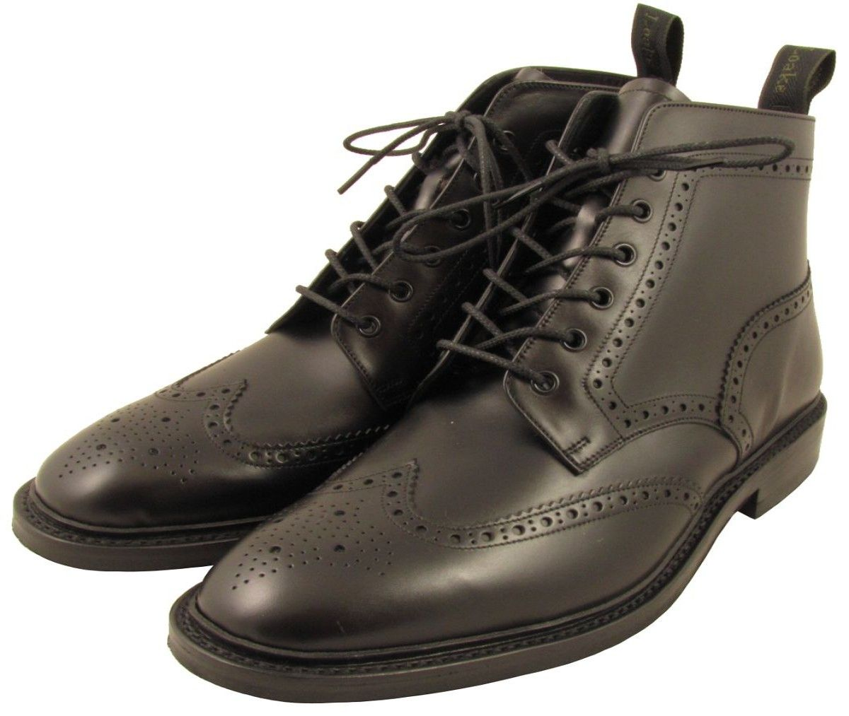 10b74a25 Loake Wolf Black | Shoes | Footwear, Shoes, Dress Shoes