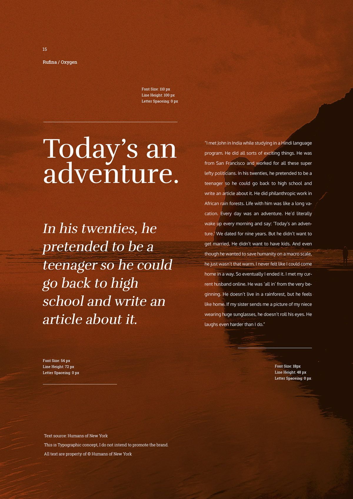 Typography Google Fonts Combinations on Behance Font