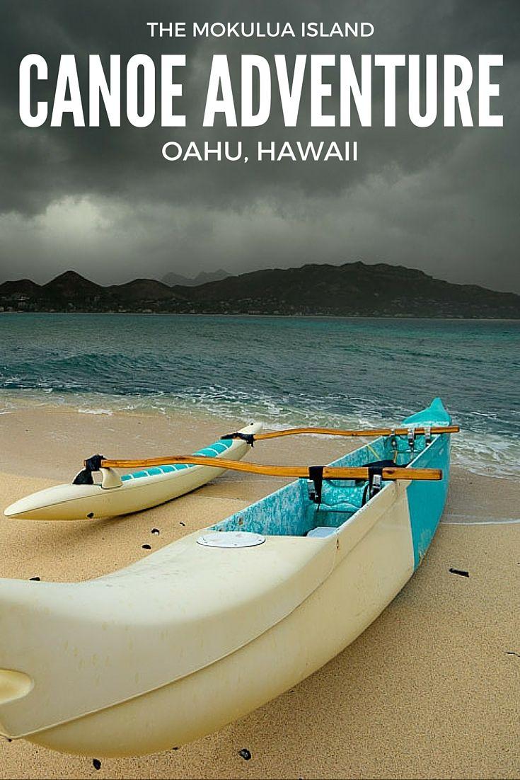 Na Mokulua Hawaii: NA MOKULUA CANOE ADVENTURE FROM KAILUA BEACH