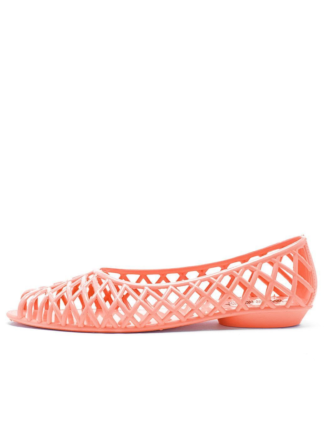 2daedb2bfe52 Flat Lattice Jelly Sandal.  AmericanApparel