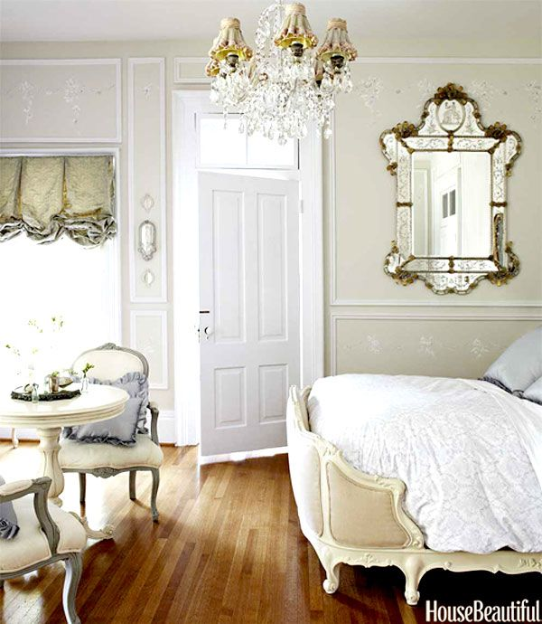 20 Romantic Bedroom Ideas In A Stylish Collection: Home, Home Decor, Victorian Homes