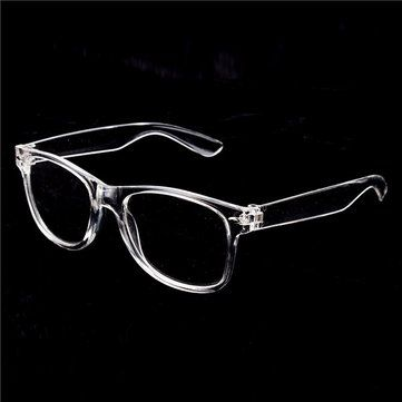 Fashion Men Women Eyeglass Frame Vintage Transparent Glasses Retro UV400  Plain Lens Optic - NewChic Mobile. 0d12c2c6c6