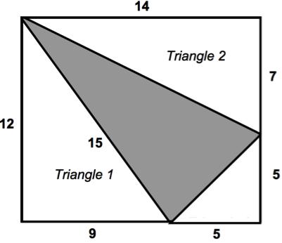 Triangles math board pinterest math boards pythagorean triangles ccuart Choice Image
