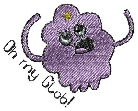 Lsp Omg Adventure Time Digital Embroidery Design Embroidery