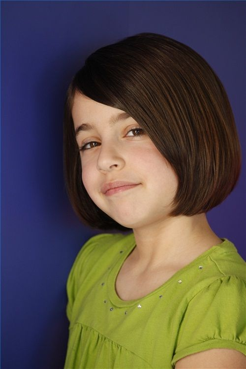 Astounding 1000 Images About Girls Hairstyles On Pinterest Kid Hairstyles Short Hairstyles Gunalazisus