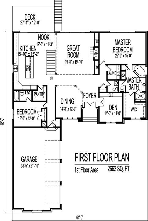 Stone Cottage House Plans Single Storey 2 Bedroom 2500 Sq Ft 2
