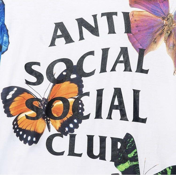 Anti Social Social Club Wallpaper Butterfly Wallpaper Wallpaper Anti Social Social Club