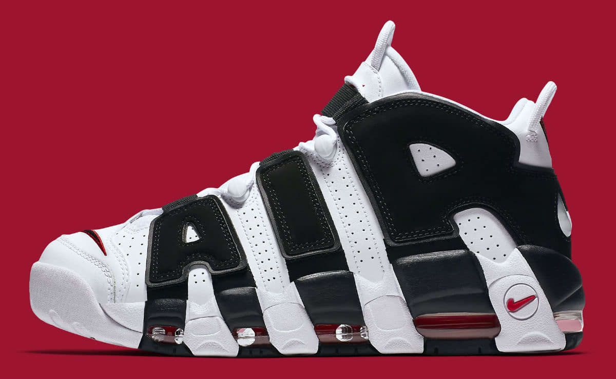 fa411637f9 Nike Air More Uptempo Scottie Pippen PE Release Date Profile 414962_105