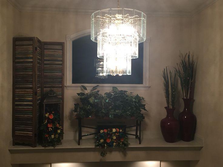 2 Story Foyer Decorating Ideas decorating above a ledge |  on pinterest | 2 story foyer, high