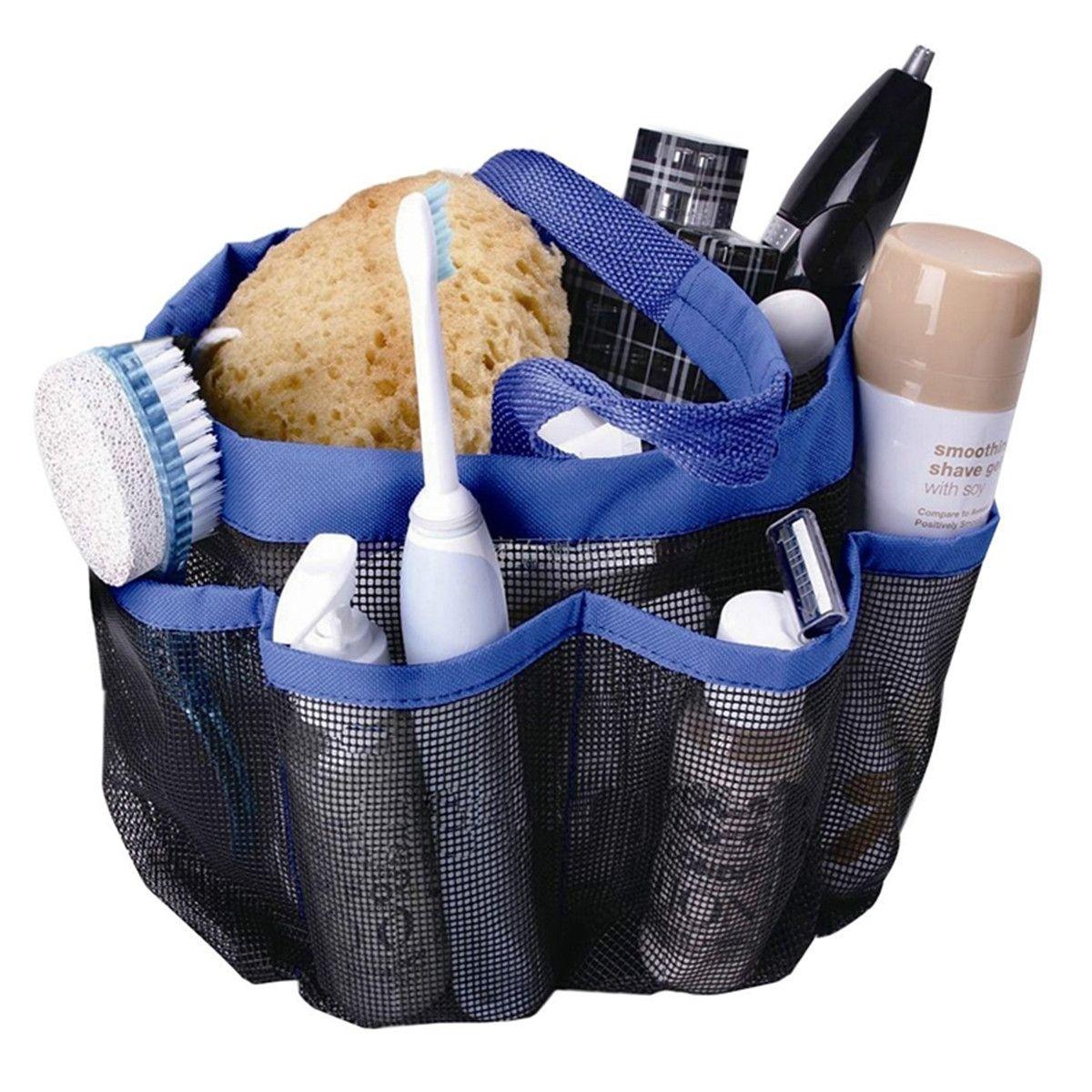 Waterproof Travel Shower Caddy | Bathroom Utensils | Pinterest ...