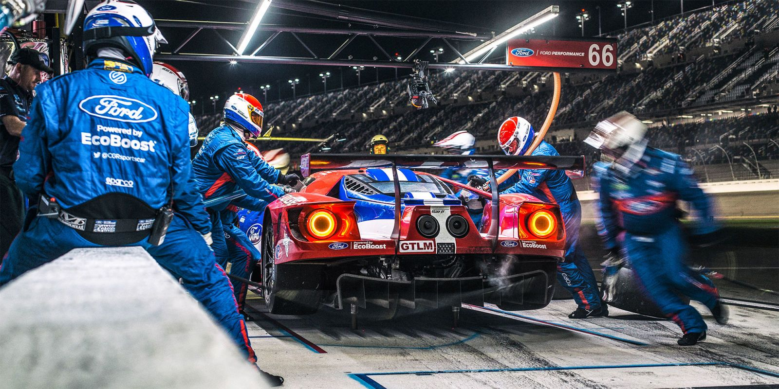 Chasing History Inside The Ford Gts Road To Le Mans