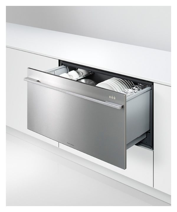 Dd36s Fisher Paykel Dd36s Dishdrawer Wide Series Kitchen Design Small Space Small Dishwasher Tiny Kitchen Design