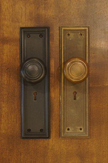 Antique Passage Set Large 6738 By The Door Store Via Flickr Unique Hardware Antique Door Hardware Hardware