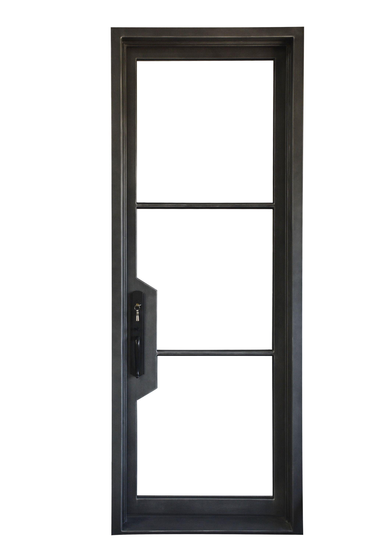 Pin By Mcm3 On Iron Doors With Images Single Entry Doors Entry Doors Garage Door Design