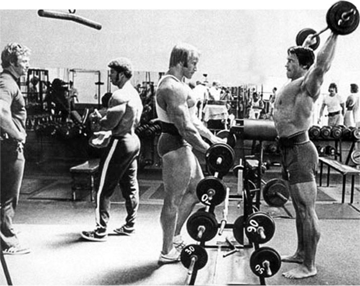 Arnold schwarzenegger blueprint trainer day 2 arnold arnold schwarzenegger blueprint trainer day 2 malvernweather Image collections