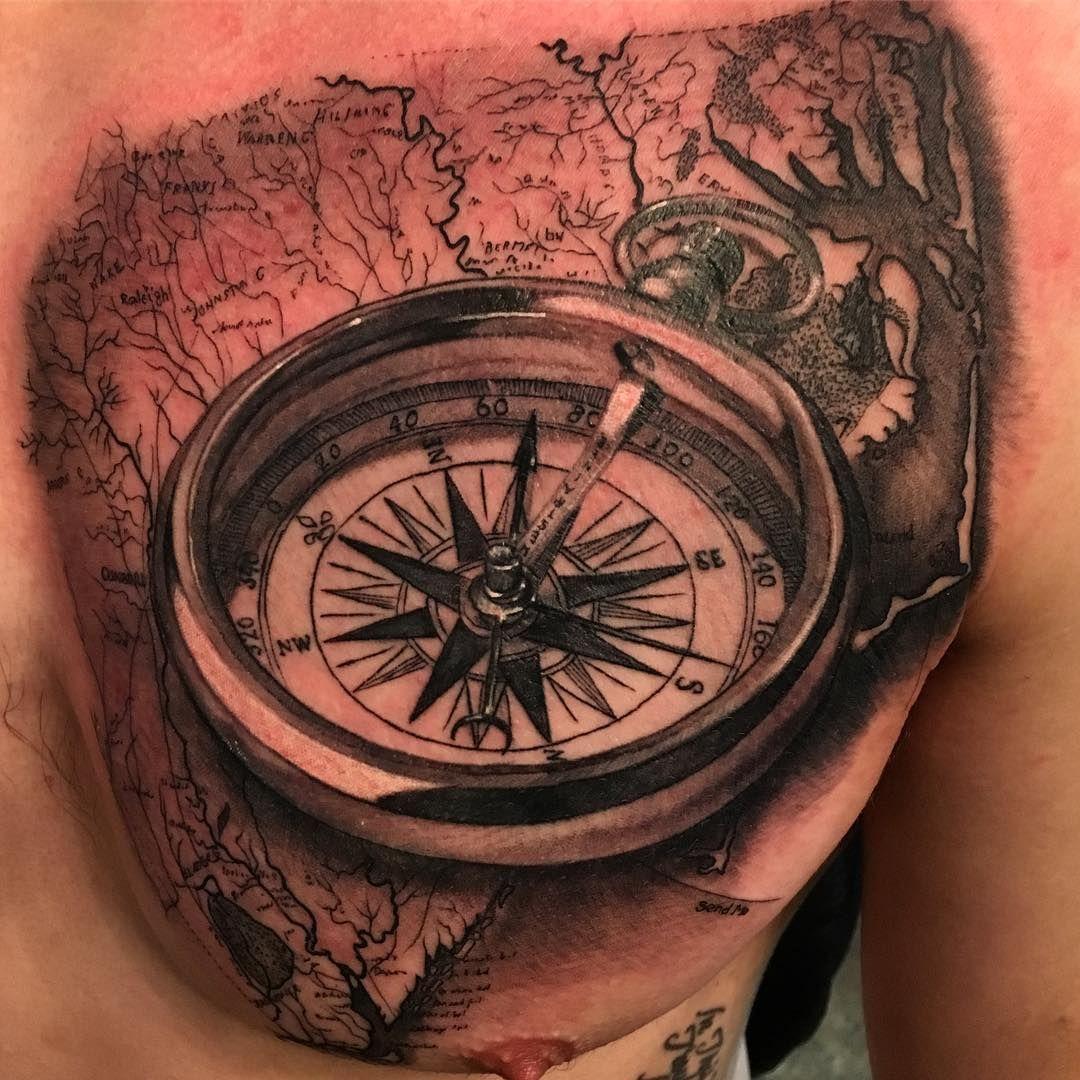 стрижки тату китайский компас фото узнать больше