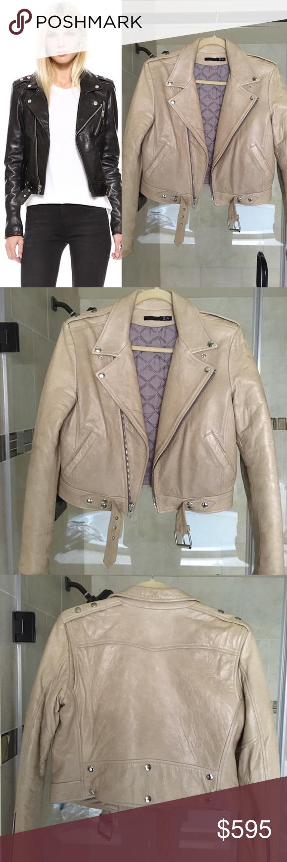Blk Dnm Beige Leather Jacket Beige Leather Jacket Olive Green Leather Jacket Blk Dnm Leather Jacket [ 1740 x 580 Pixel ]