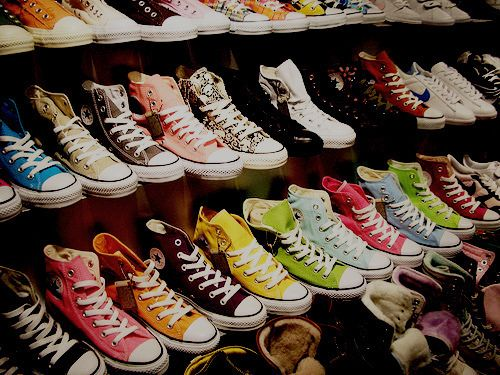 All Star ♥ Love my CONS!!! 18 pairs n counting.... | Converse ...
