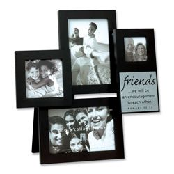 Celebrate The Friends Who Enrich Your Life With Our Friends Collage Frame.  This Multi Frame, Multi Layer Collage Is The Perfect Size For Either The  Wall Or ...