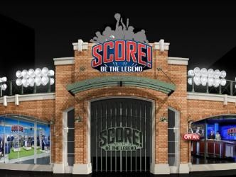pictures of las vegas attractions score sports fan exprience