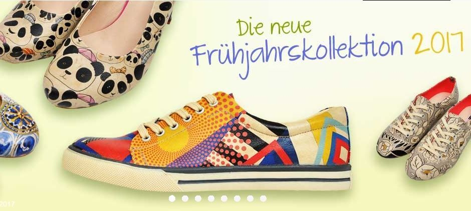 The new spring collection now online by DOGO Shoes - find your colourful pair for this spring now!