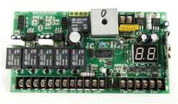 Aleko Circuit Control Board For Swing Gate Openers As 450 600 650 900 1200 1300 315mhz Solar Gate Opener Gate Openers Gate Accessories