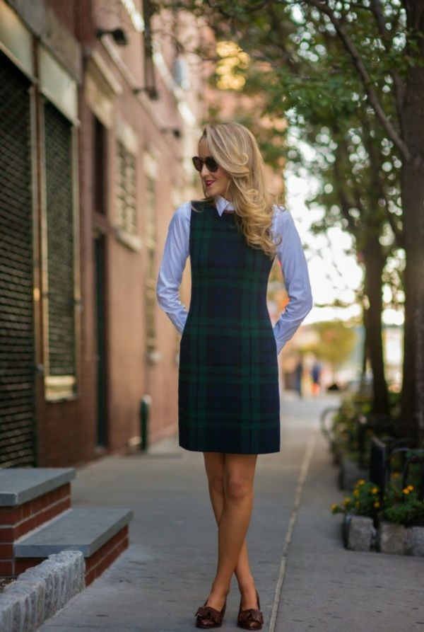3884013097e7 50 Perfect Work Outfits for Office Women Preppy Work Outfit