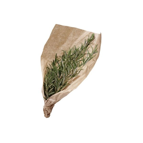 rosemary bundle ❤ liked on Polyvore featuring home, home decor, floral decor, fillers, plants, flowers, food, nature, backgrounds and borders