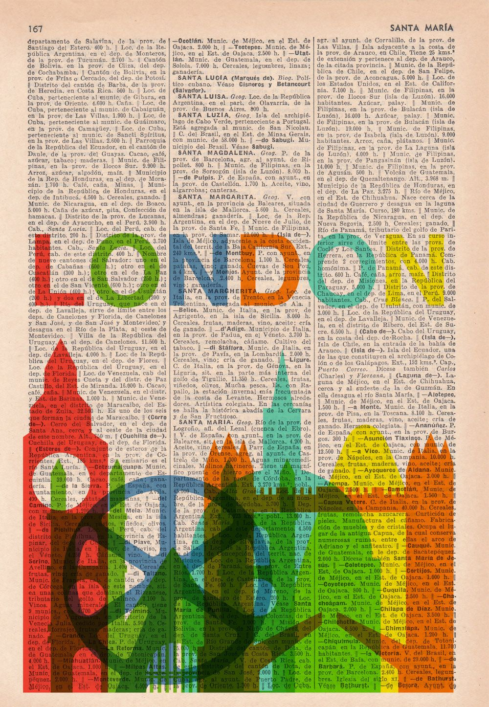 london skyline print art