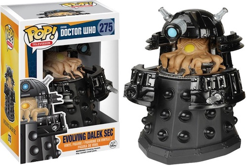 Funko Pop Doctor Who Vinyl Figures Checklist Exclusives List Gallery Dalek Doctor Who Tv Doctors