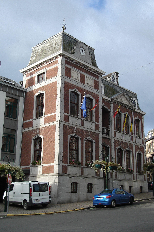 Gemeentehuis Herve
