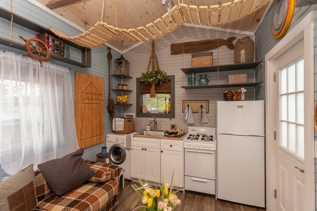 Worcester Contractor Takes On Tiny House Challenge