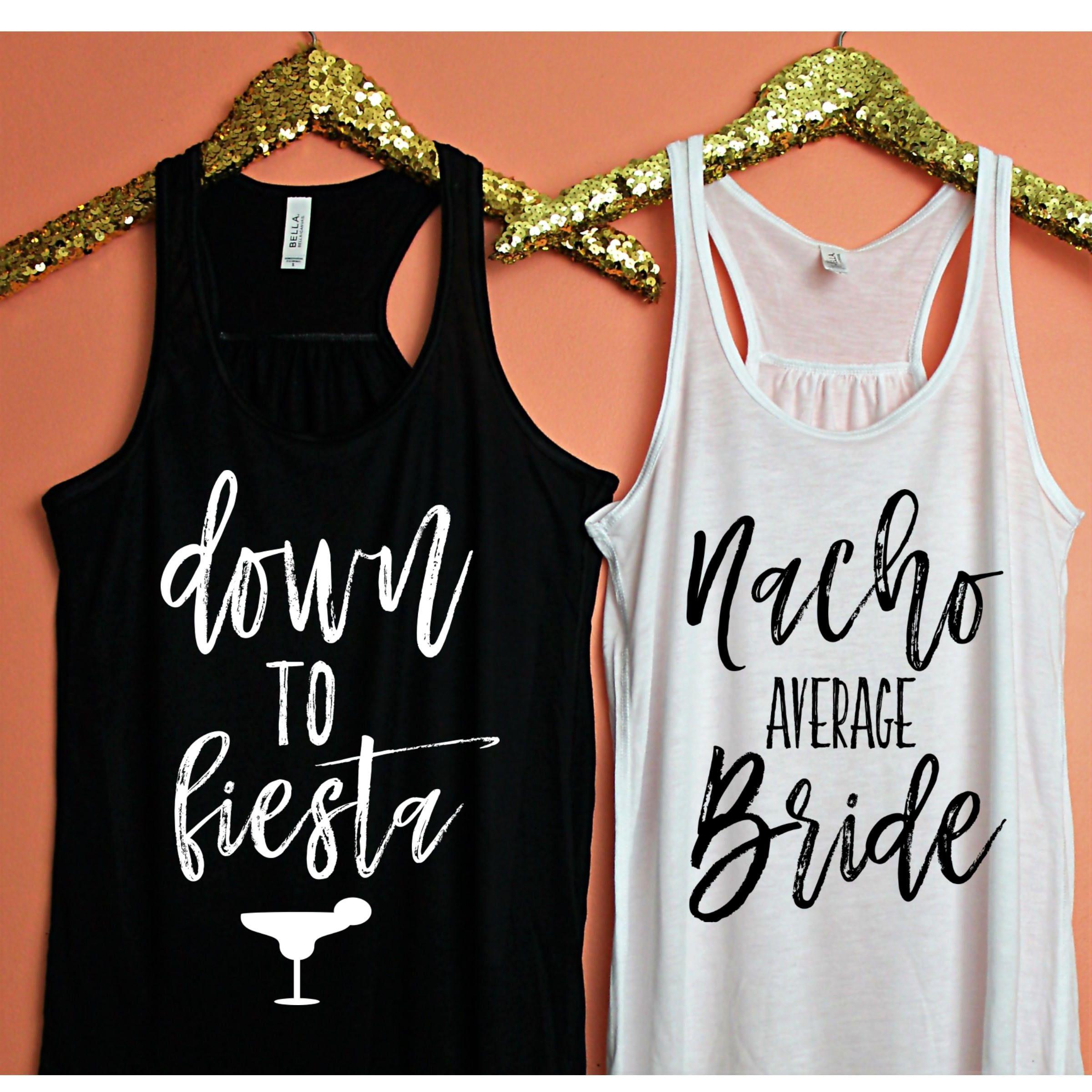 Bachelorette Party Tank Tops Womens Racerback Tank Top Funny Tank Bride