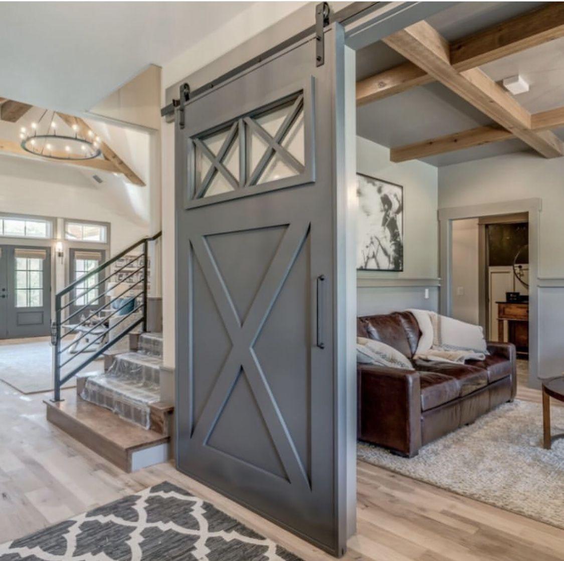 Barn Doors Trend or Timeless