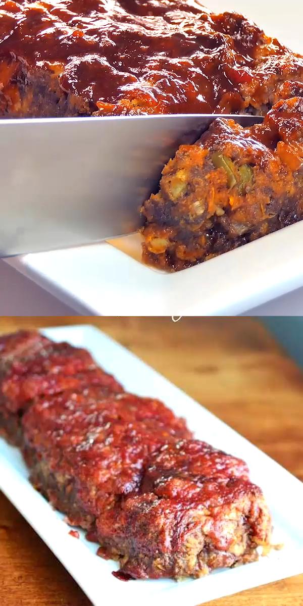 Family Favorite Meatloaf  #favourites