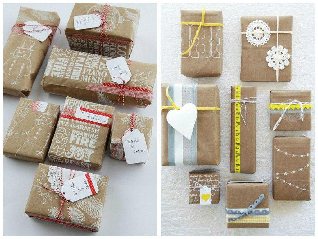 100 Génial Concepts Decoration De Paquets Cadeaux