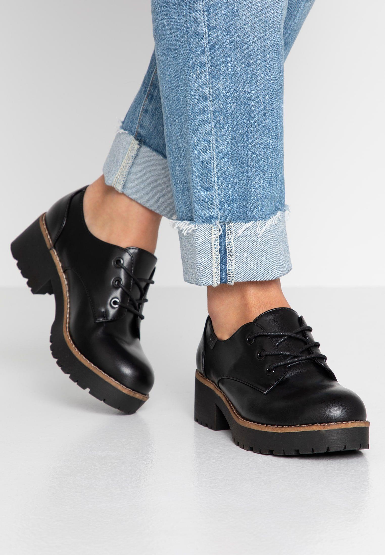 Coolway Cherby Oksfordki Black Zalando Pl Black Fashion Clothes