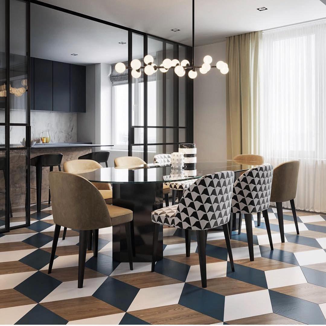 Pin De Office Home Design En Interiores En 2019 Comedor