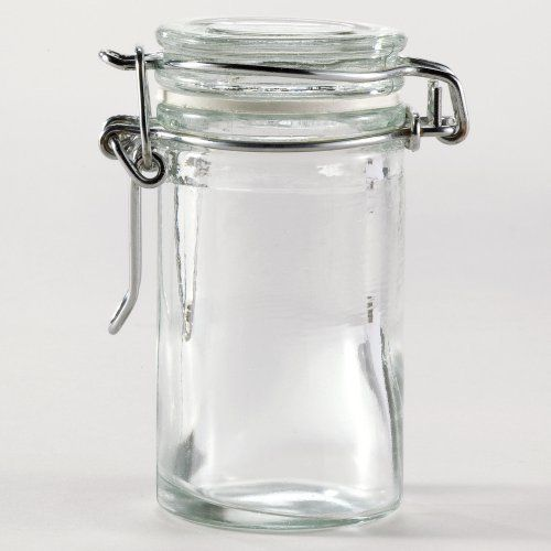 Spice Jars with Clamp Lids, Sets of 6 World Market by