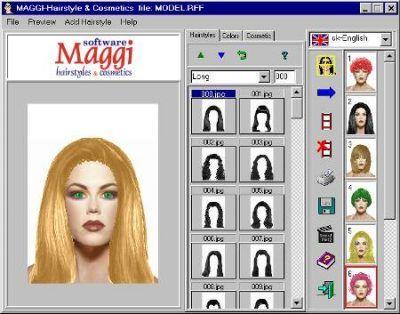 Virtual Hairstyle Online Virtual Hairstyles Hair Color Generator Hair Color