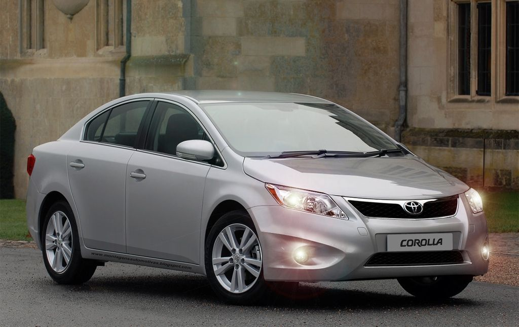 2013 Toyota Corolla S Toyota corolla, Toyota dealers